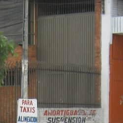 Amortiguadores, Suspensión Taxis en Bogotá