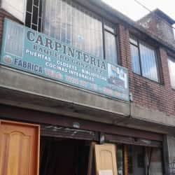 Carpintería Baquero González en Bogotá