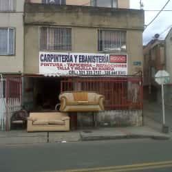 Carpintería y Ebanistería Rosso en Bogotá