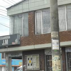 Cigarrería J.M en Bogotá