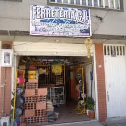 Ferretería C.J en Bogotá