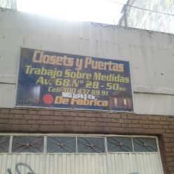 Closets y Puertas en Bogotá