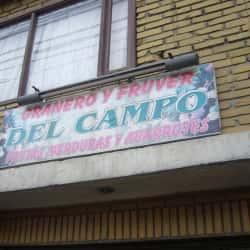 Granero y Fruver Del Campo en Bogotá