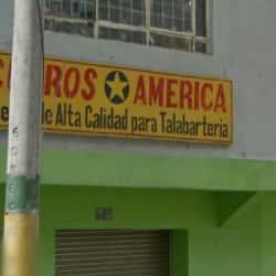 Cueros América en Bogotá