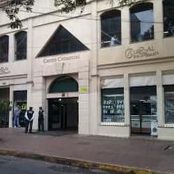 Centro Comercial Calle Real de la Candelaria en Bogotá
