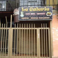 Le Galerie en Bogotá
