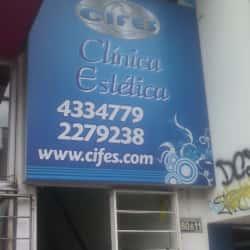 Cliníca Estética Cifes  en Bogotá