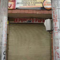 Depósito de Papa JM Cerveza y Carbón en Bogotá