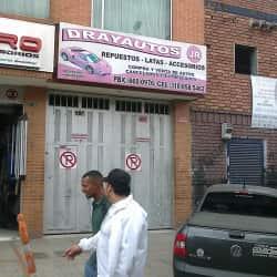 Drayautos JR en Bogotá