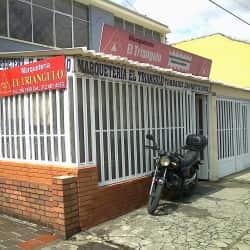 Marquetería El Triangulo en Bogotá