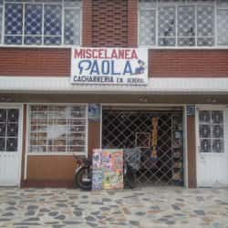 Miscelánea Paola en Bogotá