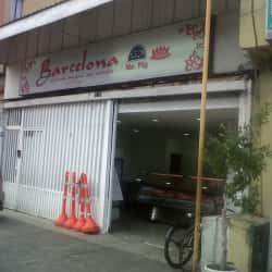 Barcelona Mr. Pig en Bogotá