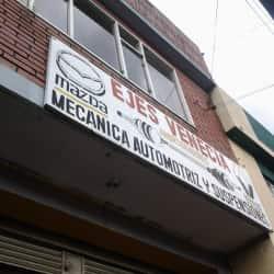 Ejes Venecia en Bogotá