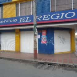 Autoservicio El Regio en Bogotá
