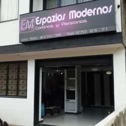 Espazios Modernos Cortinas y Persianas en Bogotá