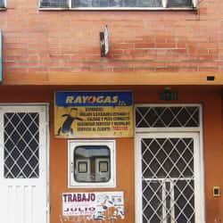 Expendio Rayogas S.A en Bogotá