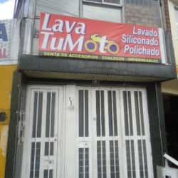 Lava Tu Moto en Bogotá