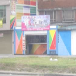 Fabrica de Pinturas Rosita en Bogotá