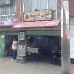 Fabrica de Tamales Santi en Bogotá