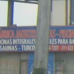 Fabrica Jacuzzis  Piscinas en Bogotá