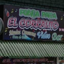 Fonda Paisa El Corralito en Bogotá