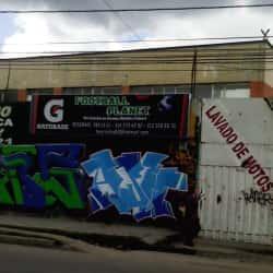 Football Planet en Bogotá