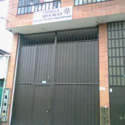 Fórmula Renault en Bogotá