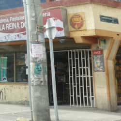 Panadería Pastelería La Reina Dorada en Bogotá
