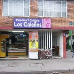 Panadería y Cafetería Los Caleños en Bogotá