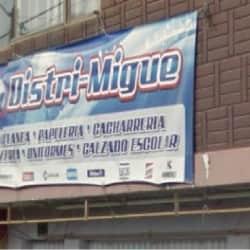 Distri-Migue en Bogotá