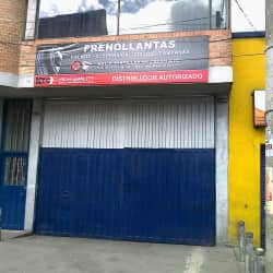 Frebollantas en Bogotá