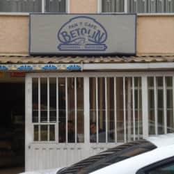 Pan y Café Betolin en Bogotá