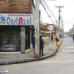 Panadería Costa Azul en Bogotá