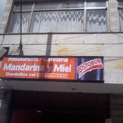 Panadería Cafetería Mandarina y Miel en Bogotá