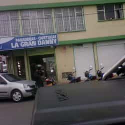 Panaderías y Cafeterías La Gran Danny en Bogotá