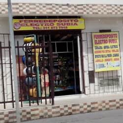 Ferredepósito Electro Subia en Bogotá