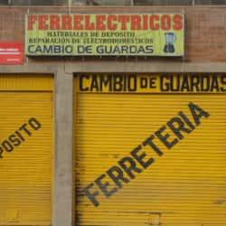 Ferreelectricos Calle 1B con 52A en Bogotá