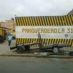 Parqueadero La 31 en Bogotá
