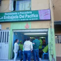 La Embajada Del Pacífico en Bogotá