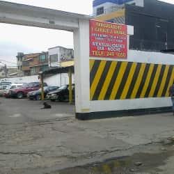 Parqueadero y Garaje J. Anibal en Bogotá