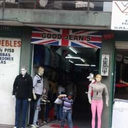Good Jean's en Bogotá
