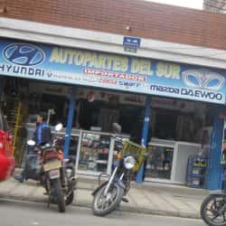 Autopartes Del Sur en Bogotá
