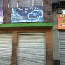 Autopartes  J.B. en Bogotá