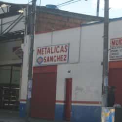 Metálicas Sánchez en Bogotá