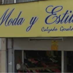 Moda y Estilo Calzado Geraldine en Bogotá