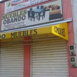 Muebles Obando en Bogotá