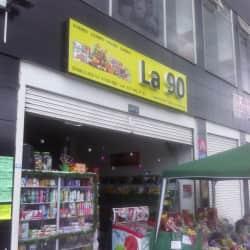 La 90 en Bogotá