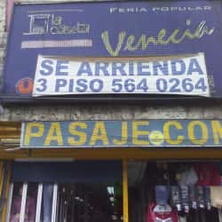La caseta Feria Popular Venecia en Bogotá
