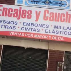 Encajes y Cauchos en Bogotá