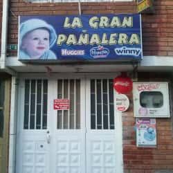 La Gran Pañalera  en Bogotá